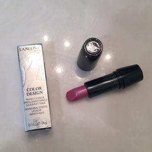 Lancôme lipstick 313 poodle skirt